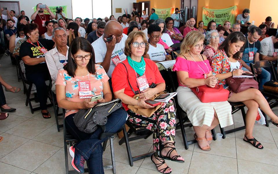 Plenária do CNS define em Fórum Jornada de Lutas pelo direito à Saúde