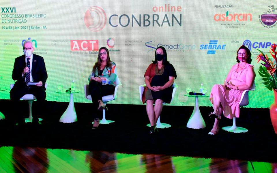 Debates do Conbran envolvem centenas de congressistas em ambiente 100% digital
