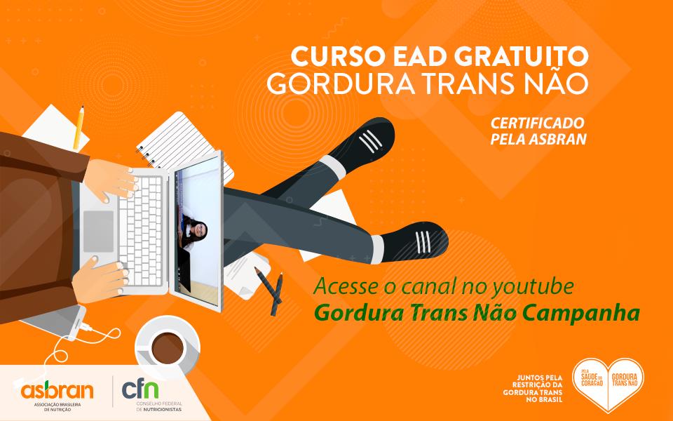 Lancado Curso Ead Gordura Trans Nao Certificado Pela Asbran E Gratuito Asbran