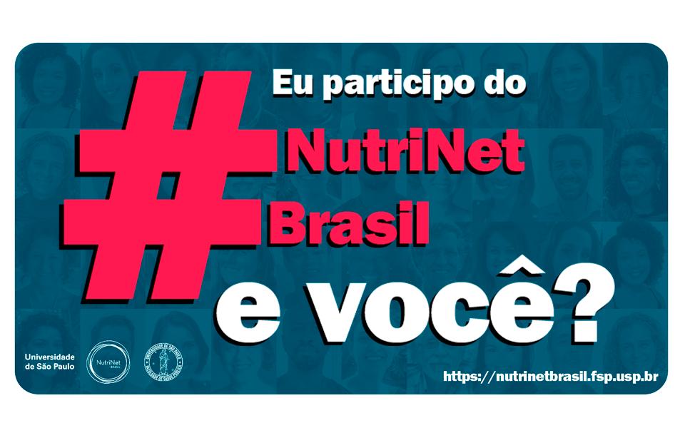 Estudo NutriNet do Nupens/USP vai acompanhar a alimentação de brasileiros