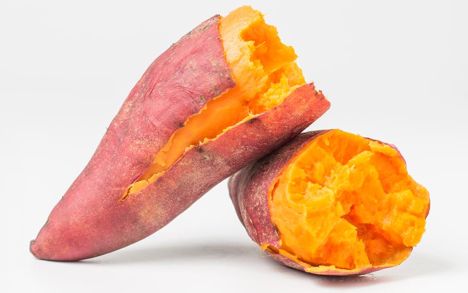 Desenvolvida nova cultivar de batata-doce de polpa alaranjada, com alto valor nutricional